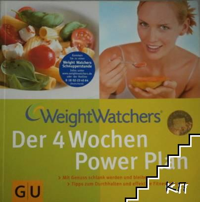 Weight Watchers. Der 4 Wochen Power Plan