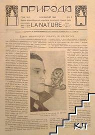 Природа. Кн. 3-6 / 1940 (Допълнителна снимка 1)