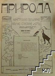 Природа. Кн. 1-4 / 1928