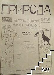 Природа. Кн. 1-10 / 1929