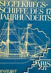 Segelkriegsschiffe des 17 jahrhunderts
