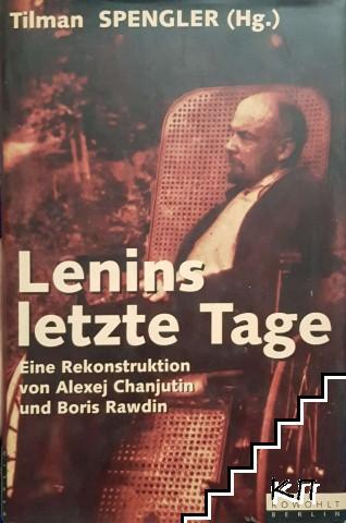 Lenins letzte Tage