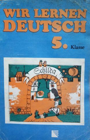 Wir lernen Deutsch 5. Klasse