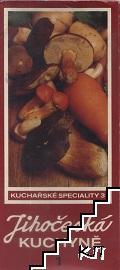 Kuchařské speciality 3 - Jihočeská kuchyne 1