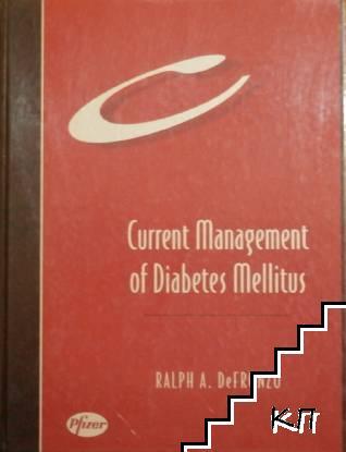 Current Management of Diabetes Mellitus