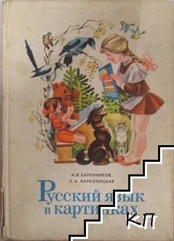 Русский язык в картинках. Часть 1