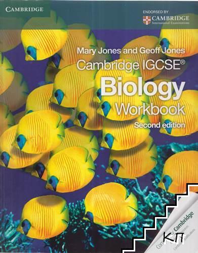 Cambridge IGCSE Biology. Workbook