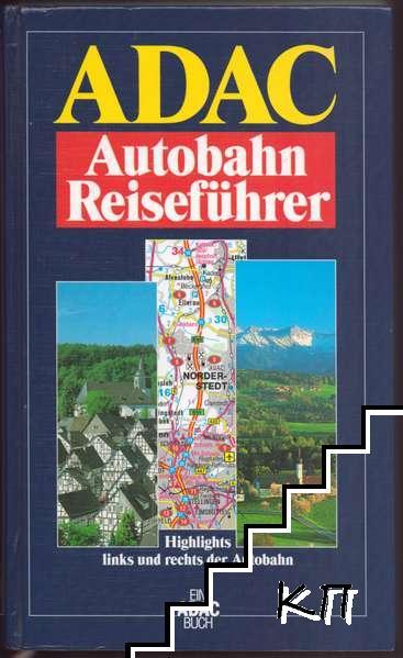 ADAC Autobahn Reiseführer