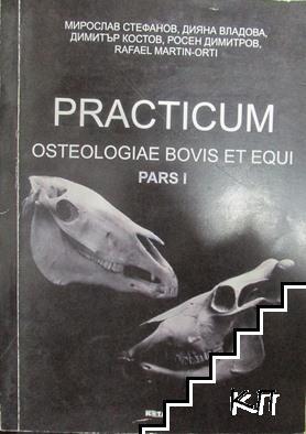 Practicum osteologiae bovis et equi. Pars 1