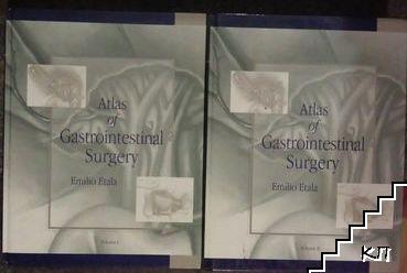 Atlas of gastrointestinal surgery. Vol. 1-2