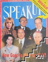 Speak Up. No. 7 / 1994