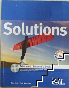 Solutions. Advanced. Student's book