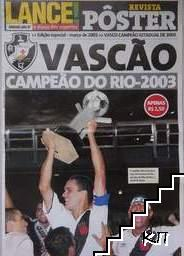 Vascao campeao do Rio 2003
