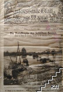Das interessante. Blatt. Nr. 48-50, 52 / 1915, Nr. 1-6, 8-23 / 1916