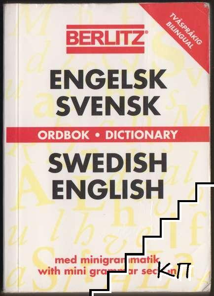 Engelsk-Svensk, Svensk-Engelsk Ordbok / English-Swedish, Swedish-English Dictionary