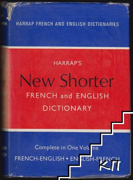 Harrap's New Shorter French and English Dictionary: French-English, English-French