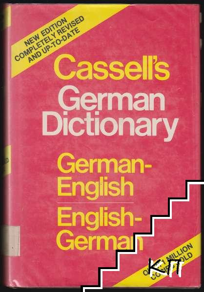 Cassell's German Dictionary: German-English English-German Dictionary