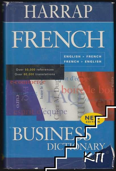 Harrap's French Business Dictionary