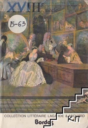 XVIIIe siècle: Les grands auteurs français du programme
