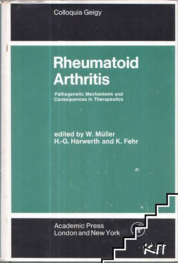 Rheumatoid Arthritis: Pathogenetic Mechanisms and Consequences in Therapeutics