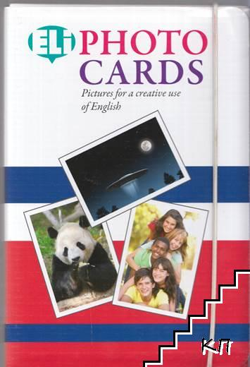 Photo Cards: Pictures for a creative use of English