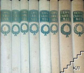 Събрани съчинения в осем тома. Том 1-8