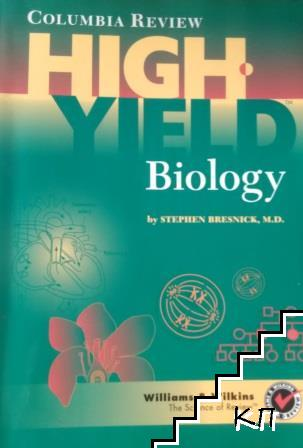 Columbia Review: High-Yield Biology