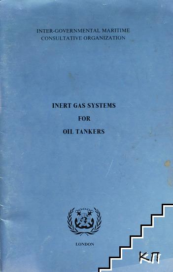 Inert Gas Systems for Oil Tankers
