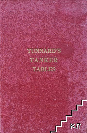 Tunnard's Tanker Tables