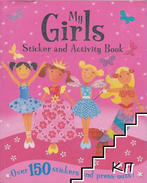 My Girls: Sticker and Activity Book