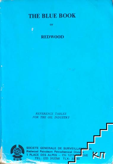 The Blue Book of Redwood