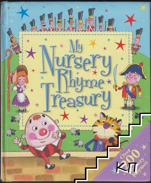 My Treasury of Nursery Rhymes