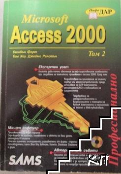 Microsoft Access 2000. Том 2