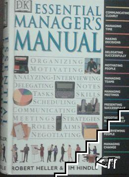 Essentials Manager's Manual