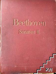 Sonate per pianoforte di L. van Beethoven
