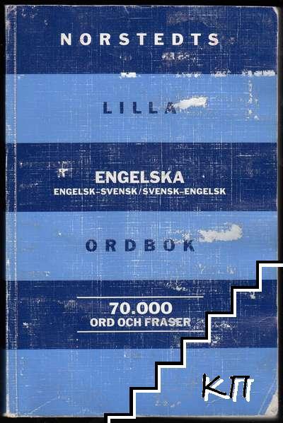 Norstedts lilla engelska ordbok: engelsk-svensk, svensk-engelsk