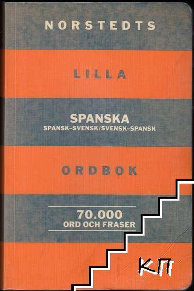 Norstedts lilla spanska ordbok: spansk-svensk, svensk-spansk