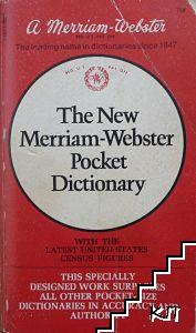The New Merriam-Webster Pocket Dictionary