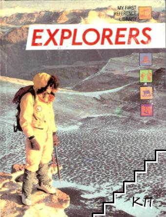 My first reference library: Explorers