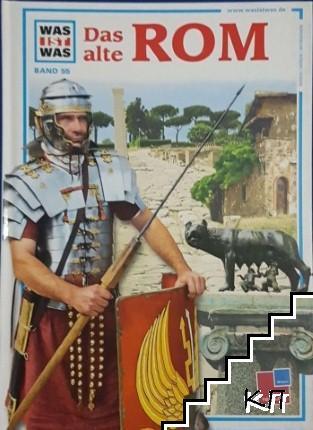 Was ist was, Band 55: Das alte Rom