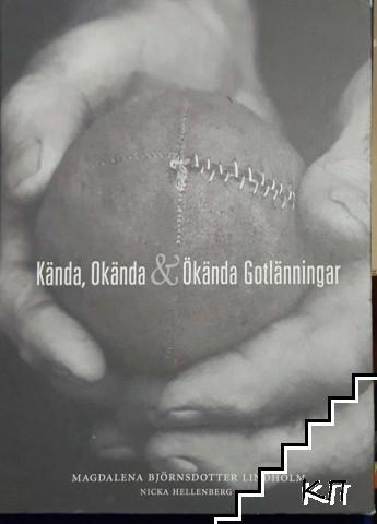 Kända, Okända och Ökända Gotlänningar