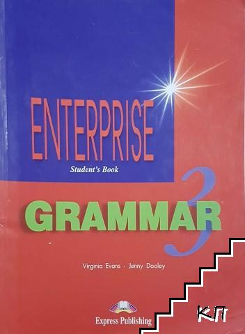 Enterprise Grammar 3-4. Student`s Book