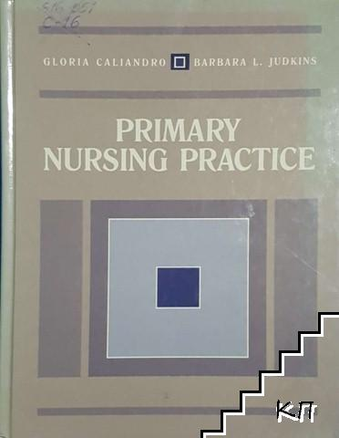 Primary nursing practice