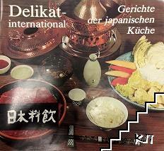 Gerichte der japanischen küche