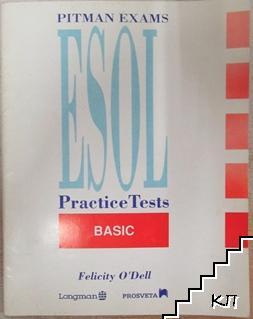 Pitman Exams ESOL. Practice tests: Basic