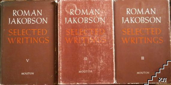 Selected writings. Vol. 1-5