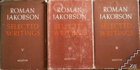 Selected writings. Vol. 1-5