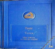 """Opera Completa """"Tosca"""" La Voce Del Padrone"""