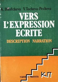 Vers L'expression ecrite