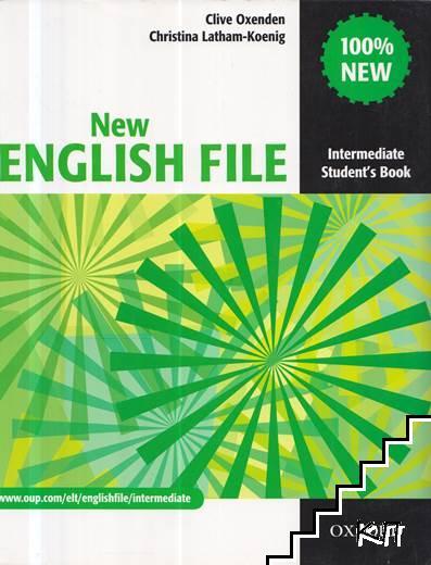 New English File. Intermediate: Student's Book